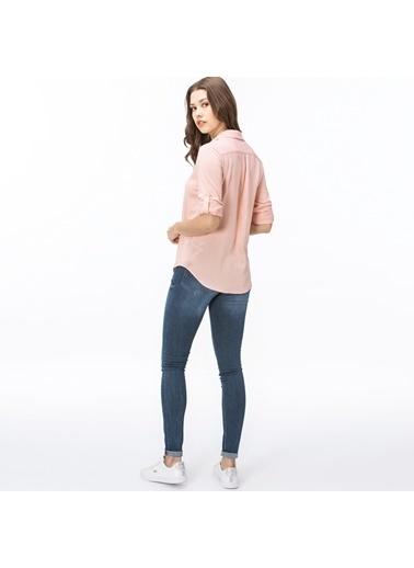 Lacoste Kadın  Pantolon HF0950.50L Lacivert